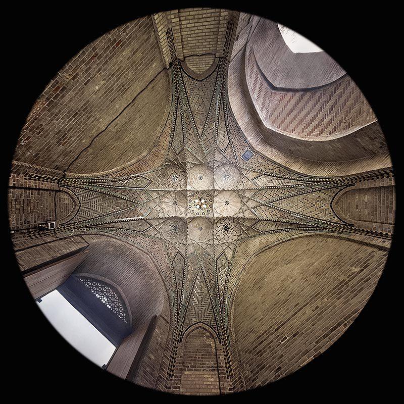 Moschea del Venerdì - Qazvin