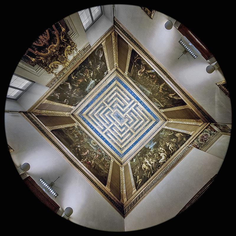Hall of Labyrinth