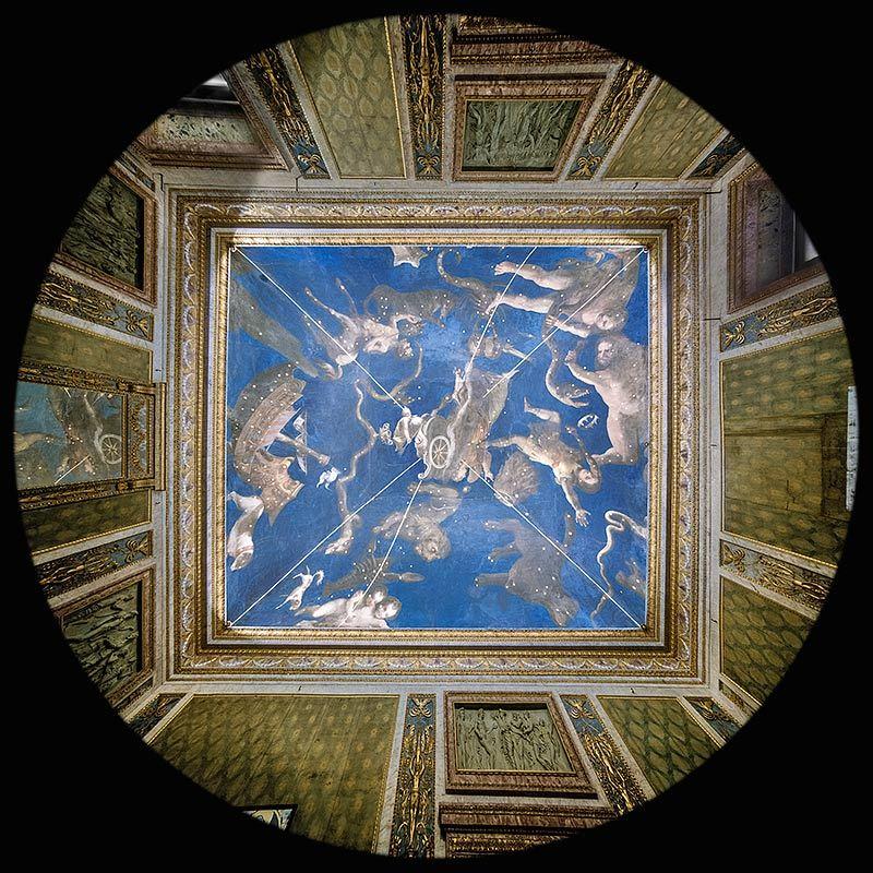 Hall of Zodiac
